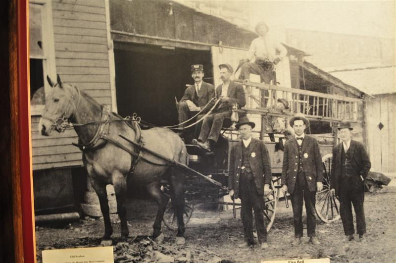 Historical Fire Department Photo