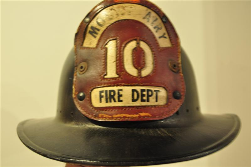 Historical Fire Helmet #10