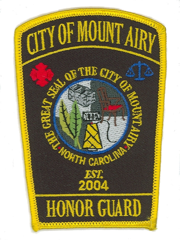 Honor Guard Shield