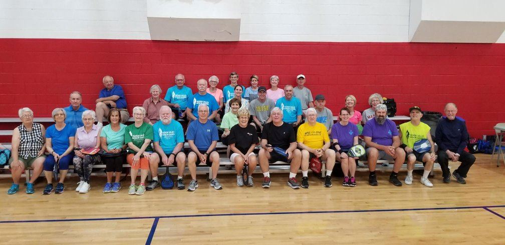 pickleball senior games