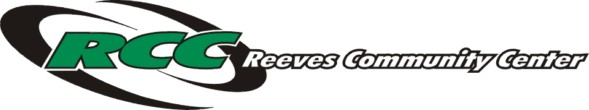 Reeves Community Center logo